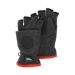 Перчатки R MOUNTAIN арт. FREEZE 3622 (темно-серый)