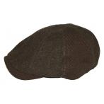 Кепка уточка BROWN CHAIR 0215 коричневый