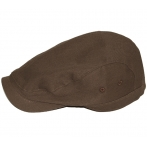 Кепка уточка BROWN CHAIR 0245 коричневый