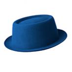 Шляпа BAILEY арт. 70580BH CROWE (синий)