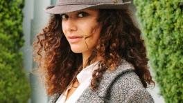 Элегантная шерстяная шляпа федора